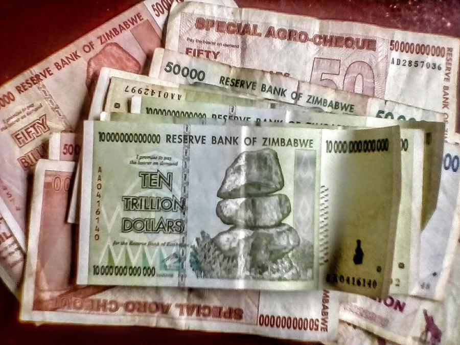 ten trillion Dollars