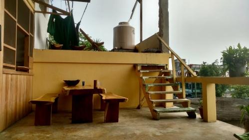 Bella's BackPackers San Ignacio, Belize.