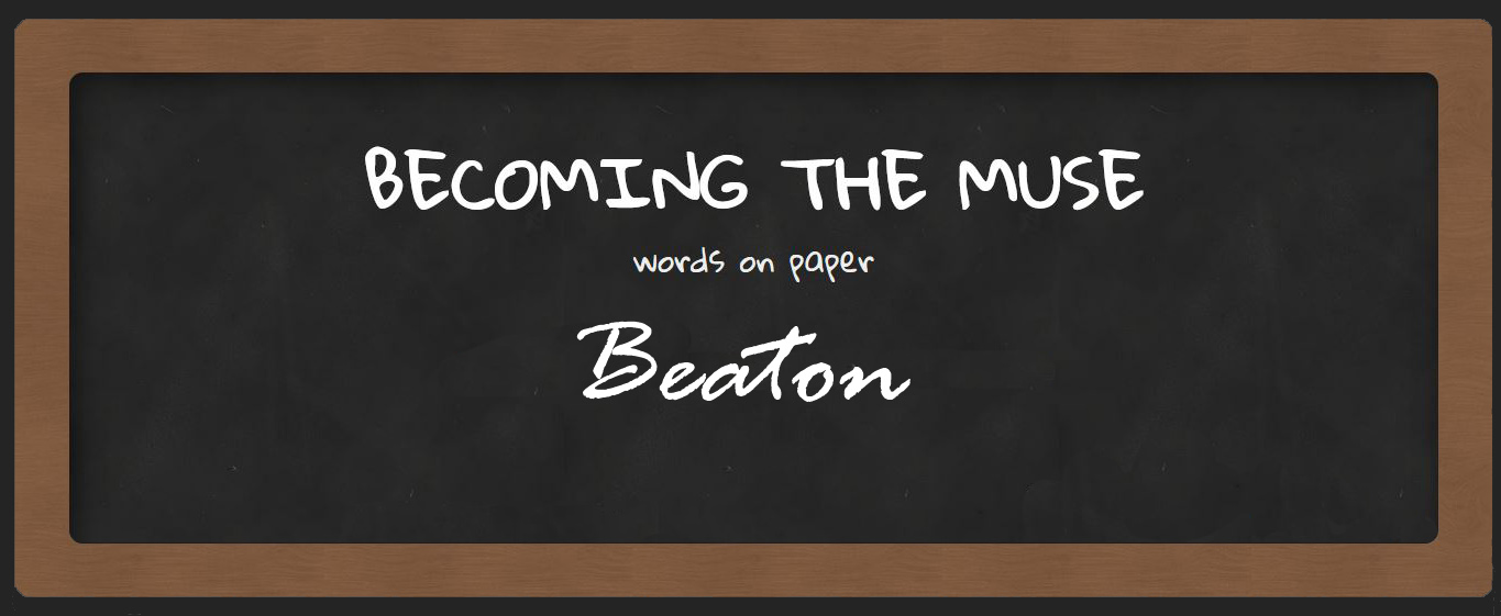 becoming the muse beaton