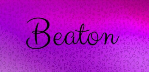 Beaton