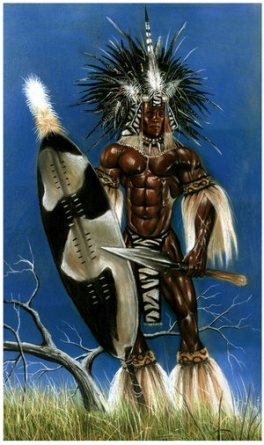 Shaka The Zulu