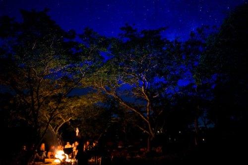 camping in zimbabwe