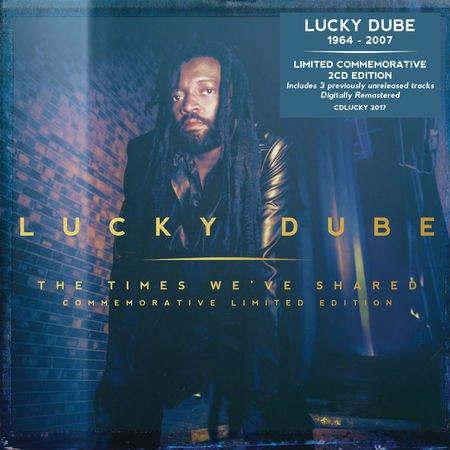 Limited Edition Commemorative Album Lucky Dube