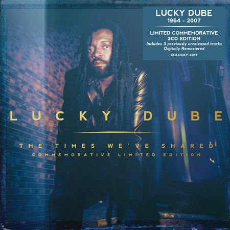 Limited Edition Commemorative Album Lucky Dube
