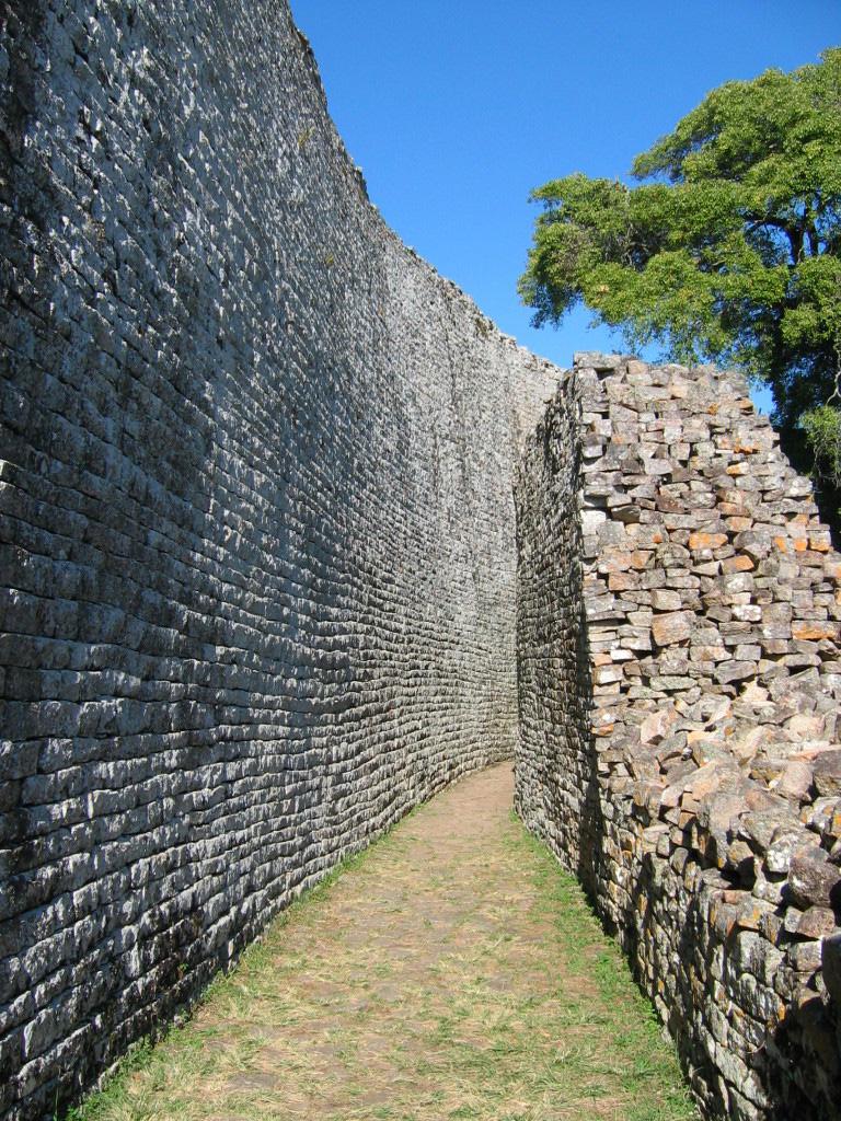 enclosure walls