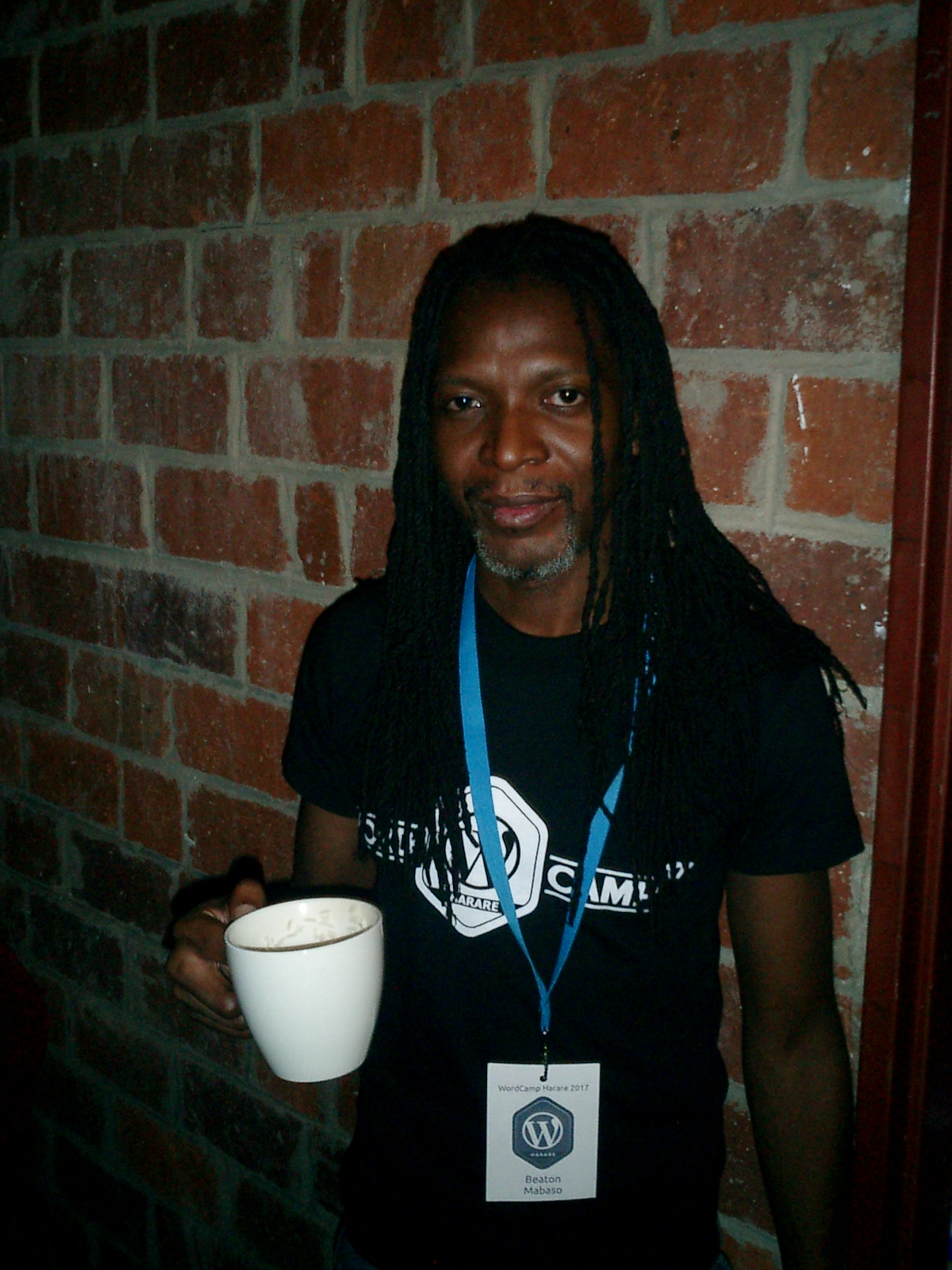 beaton Mabaso Wordcamp