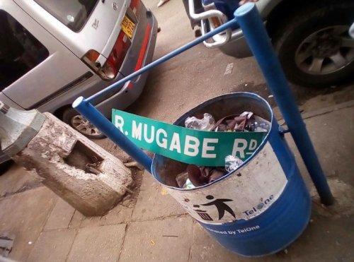 R. Mugabe Road