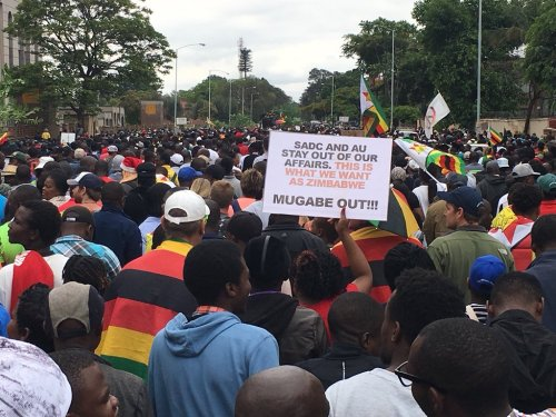 SADC AU Mugabe
