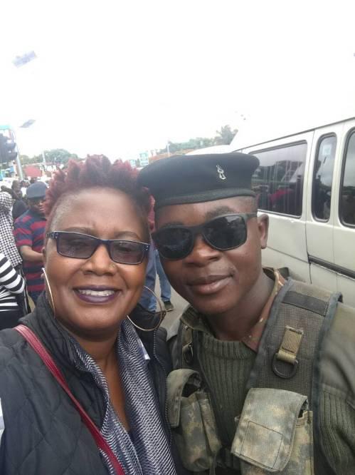 Moyo Buhle Solidaritymarch zimbabwe