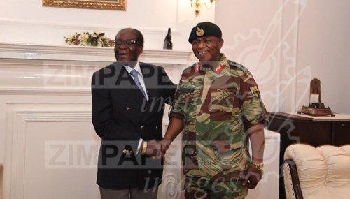 Robert Mugabe Chiwenga Zimbabwe Herald Zimpapers