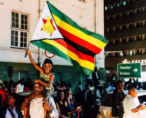 Mugabe Resigns