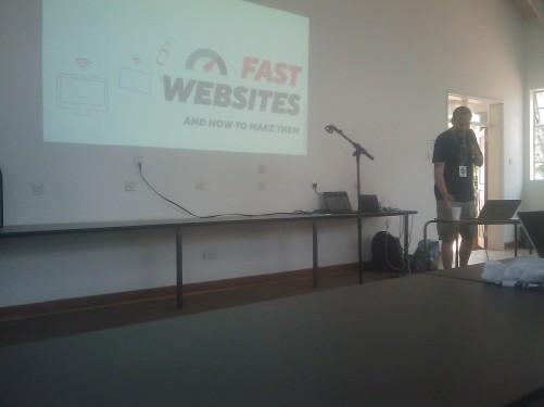 caspar hubinger wordcamp harare fast websites