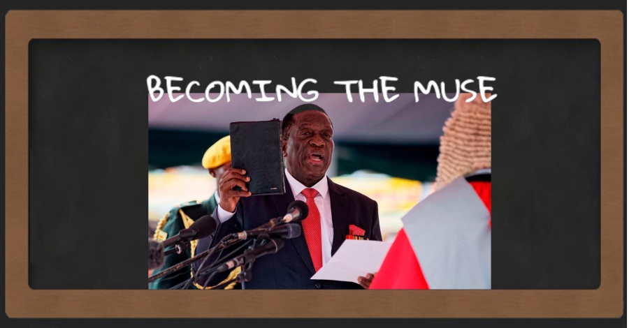 Zimbabwe Inauguration Emmerson Mnangagwa