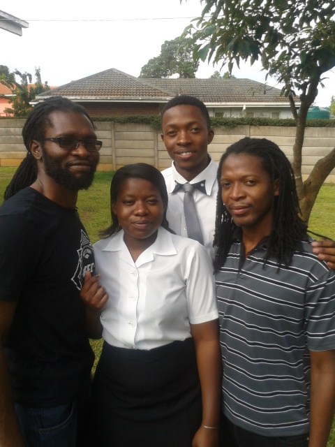 Blessed's Family