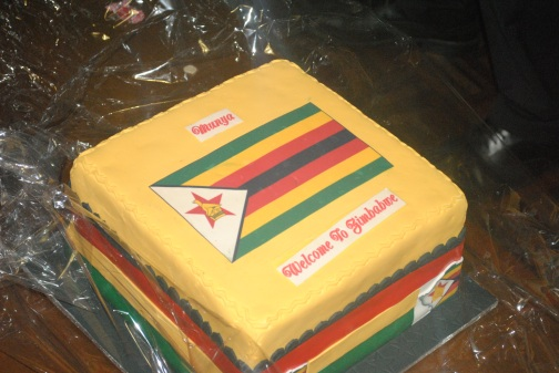Welcome to Zim cake
