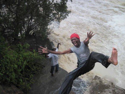 cactus dam redcliff Zimbabwe beaton