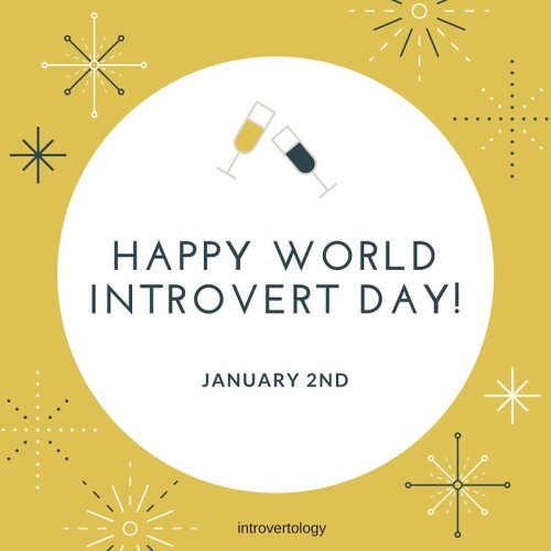 world introvert day