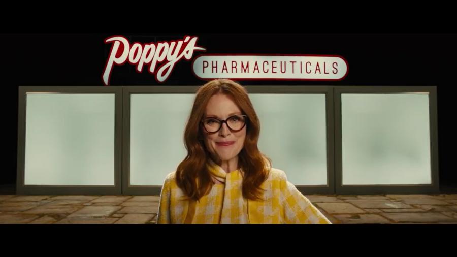 who is poppy adams
