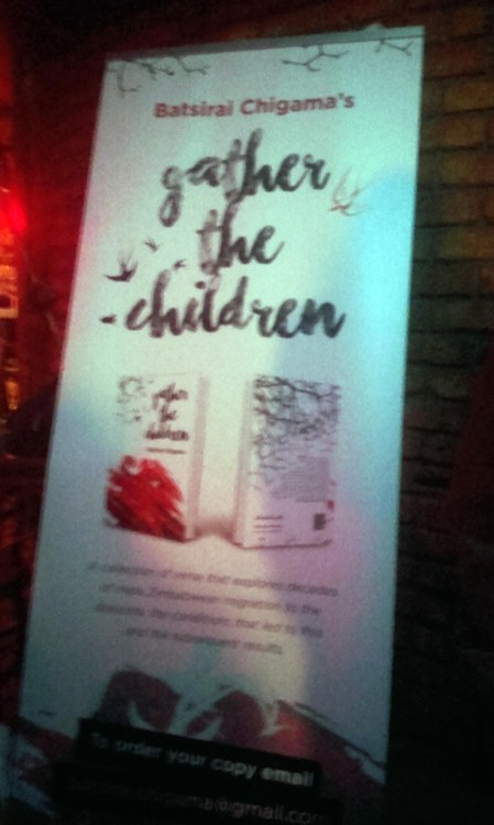 gather the children book launch