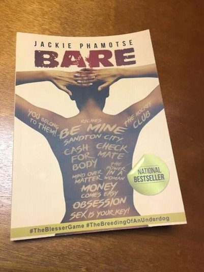 Jackie Phamotse Bare