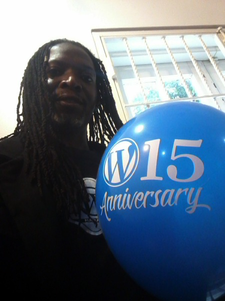 WordPress 15 ballon