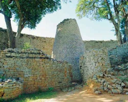 great zimbabwe