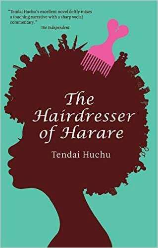 hair dresser of harare Tendai Huchu