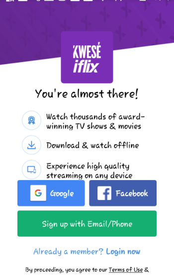 iflix app