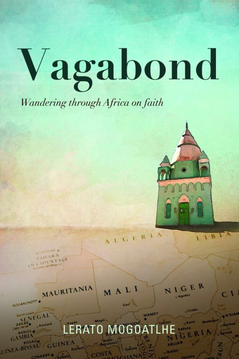 Vagabond wandering through africa on faith