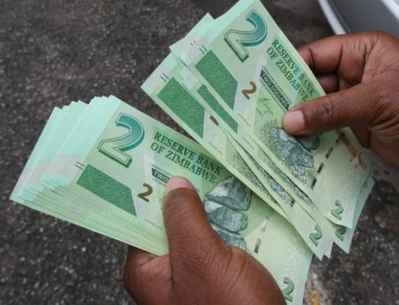 ZIMBABWE-BOND NOTES-CIRCULATING