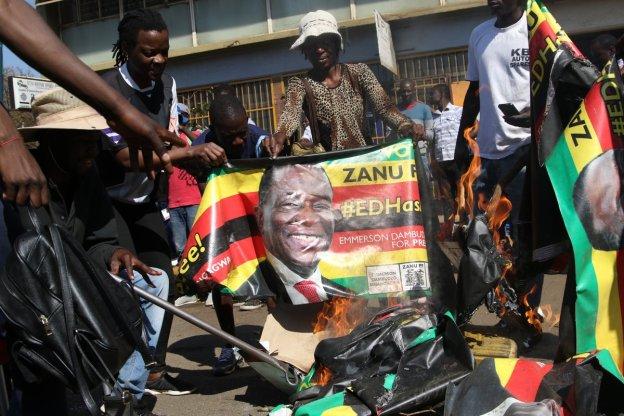 MDC Protest
