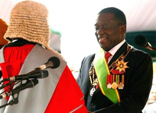 Zimbabawe inauguration