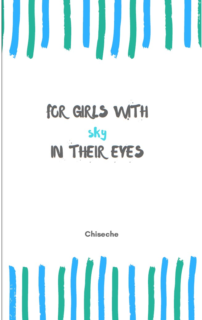 For Girls with sky in their eyes