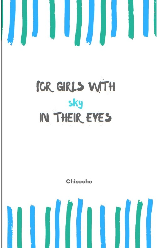 For girls with the sky in the eyes