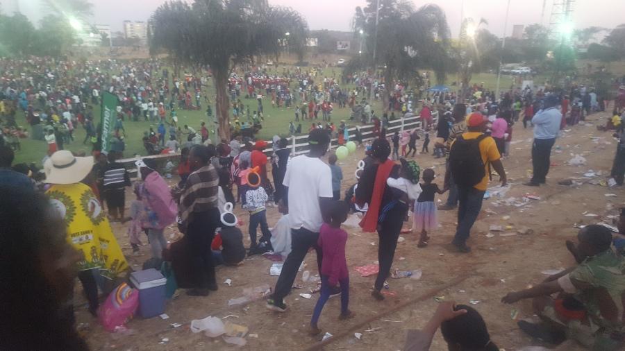 Harare show