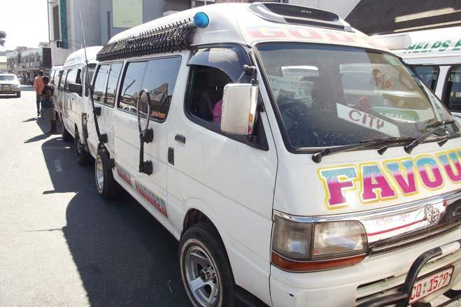 Kombi Taxi