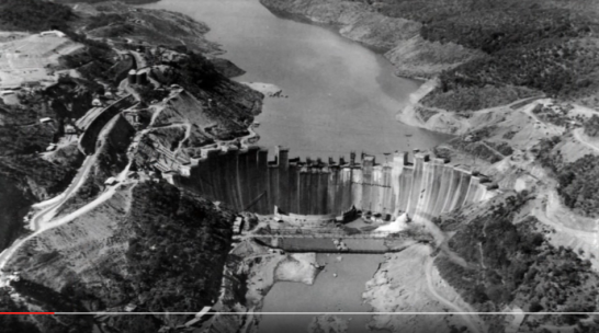 building kariba dam