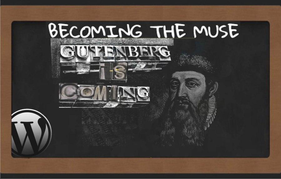 gutenberg is coming