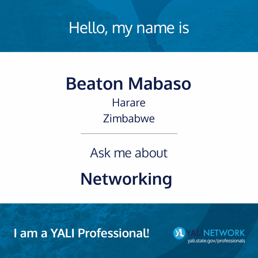 beaton mabaso networking