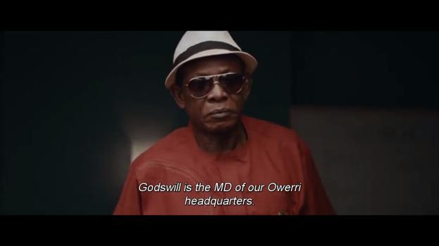 Godswill Nkem Oweh Lionheart