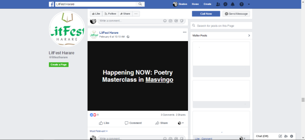 https://www.facebook.com/litfestharare