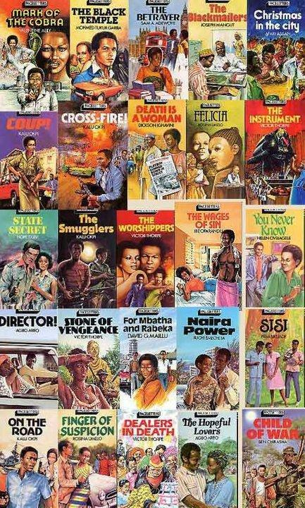 Image result for pacesetter novels