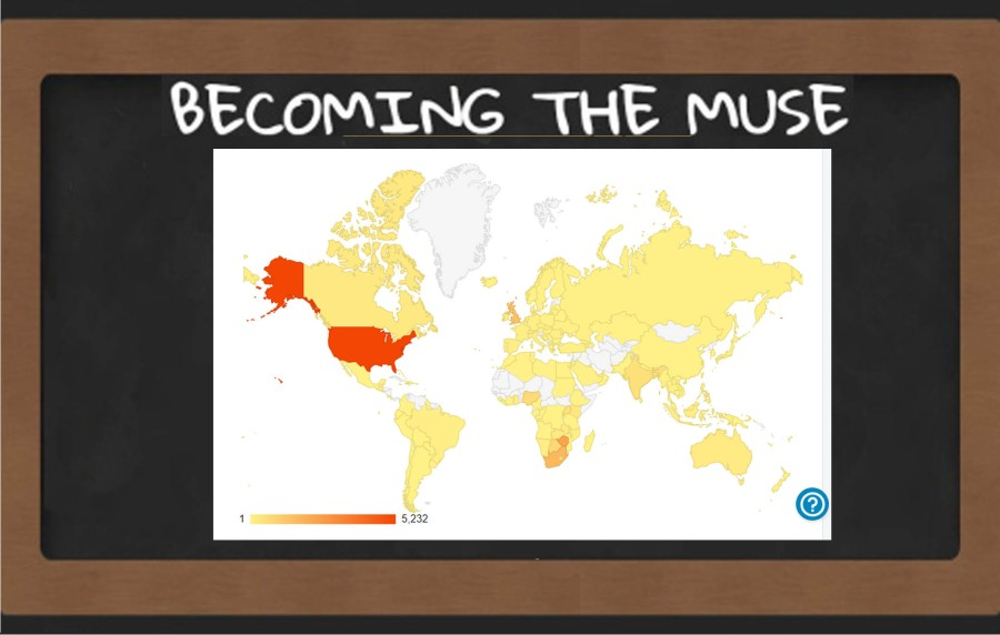 becoming the muse Stats Map