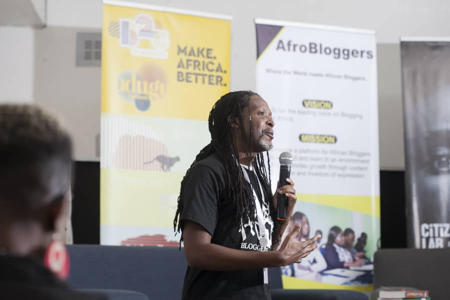 Beaton Afrobloggers