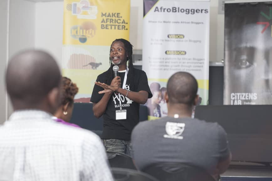 uncle of bloggers Afrobloggers