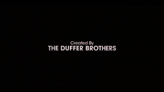 created by the duffer brothers