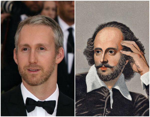 adam shlman is shakespeare