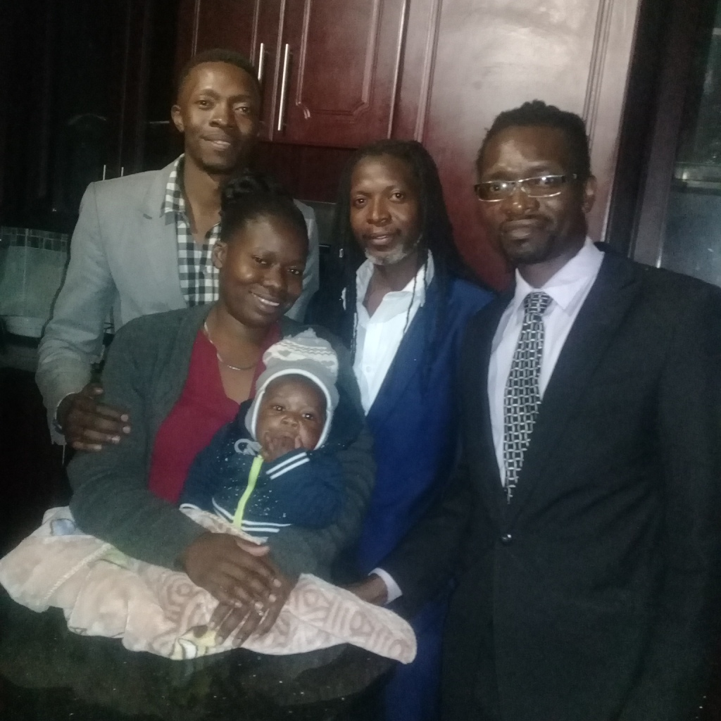 Blessed Family