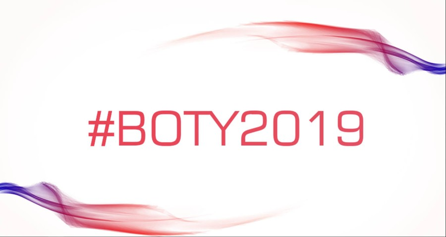 Best of the year 2019 #BOTY2019