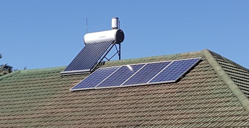 solar home zimbabwe